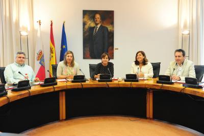 Primera reunión de la Mesa y Junta de Portavoces