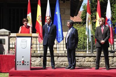 Discurso de la Presidenta del Parlamento en el Día de las Instituciones